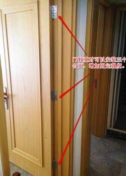 【年工原创】木门安装注意事项,不看会后悔的!